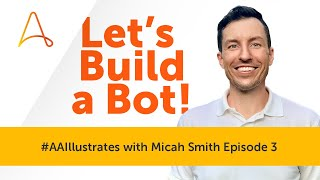 Follow along in this Let's Build a Bot video tutorial to build a bot with Micah Smith.
