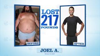 Joels Super-Massive Weight Loss Transformation Wins $26,000 Via Beachbody Challenge!