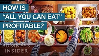 How All You Can Eat Restaurants Make Money - Video Youtube