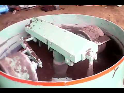 Automatic Paver Blocks Making Machine