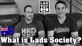 Interview with Tom Sewell, Leader of the Lads Society