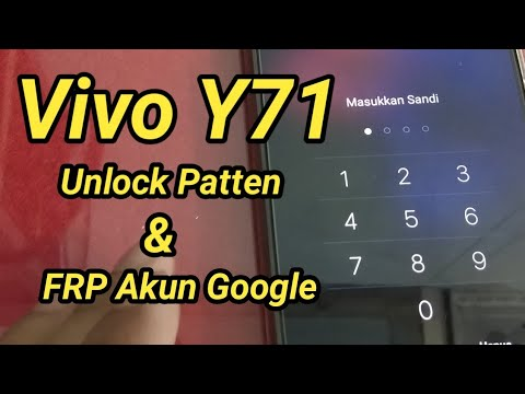 Vivo Y71 Pattern , Password & FRP Lock Remove Done Via Miracle Box