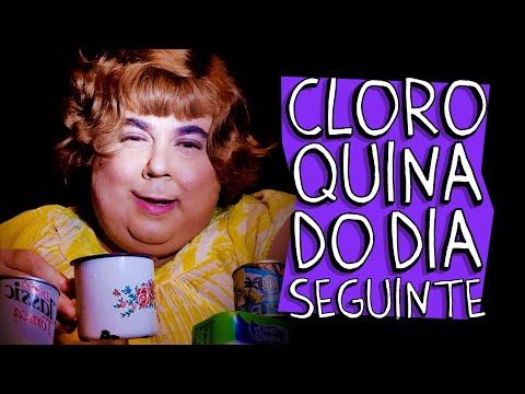 CLOROQUINA DO DIA SEGUINTE