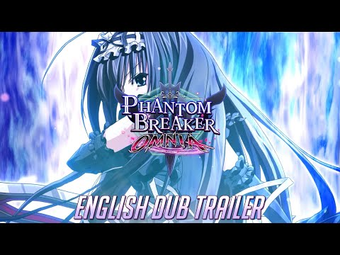 Announcement | English Dub  de Phantom Breaker: Omnia