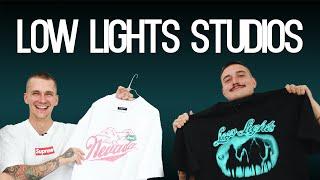 🦅Low Lights Studios - Brandcheck + Unboxing 🦅