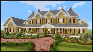 Minecraft: How To Build A Mansion #3 | PART 6 (Interior 2/6)