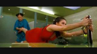 Кристин Кройк, Street Fighter Legend of Chun Li - Bathroom fight with slow motion on heels