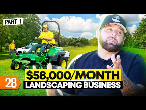 , title : 'How to Start $58K/Month Landscaping Business (Pt. 1)