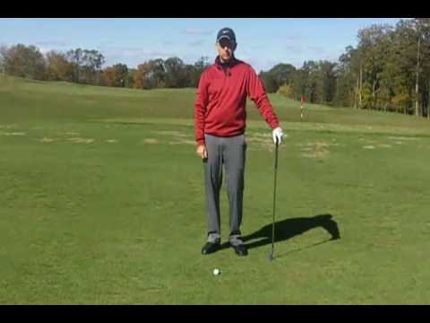Golf Lessons – How to stop hitting the ground before the ball