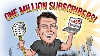 I Hit One Million Subscribers! - We Are Dominating Liberal Media!