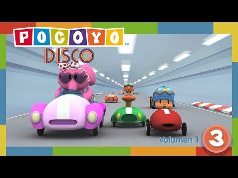 Pocoyó Disco - La Gran Carrera [Vol. 1, Ep. 3] letöltés