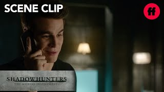 Shadowhunters   Season 1, Episode 12: Alec's Wedding Date   Freeform