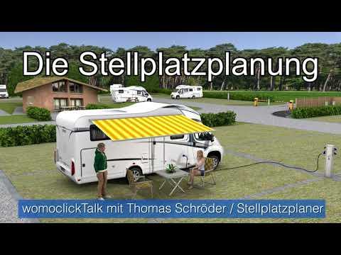Wir planen eine Reisemobil- Stellplatz