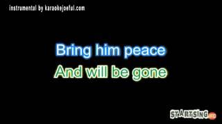Hugh jackman - Bring Him Home - Les Miserables ( instrumental - karaoke )