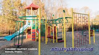 Childrey Baptist Church Playground