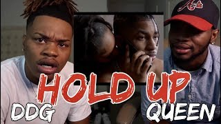 DDG   Hold Up (Official Video) Ft. Queen Naija   REACTION  DISSECTED
