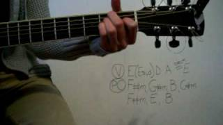 You'll Come By Brooke Fraser/Hillsong Tutorial Part 1