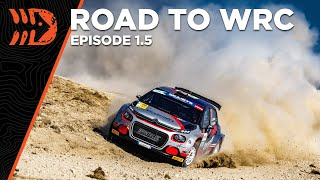 Road To WRC: Rally Liepāja 2020 - Ep. 5