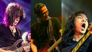 Gitaris Terbaik Indonesia & Ali Akbar - Puisiku Terbang