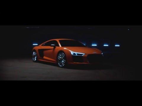 Audi R8 Coupe Купе класса A - рекламное видео 2