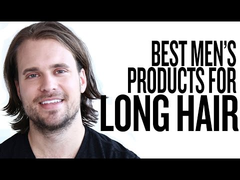 Long Hairstyles for Men: 7 Tips for Healthier Hair