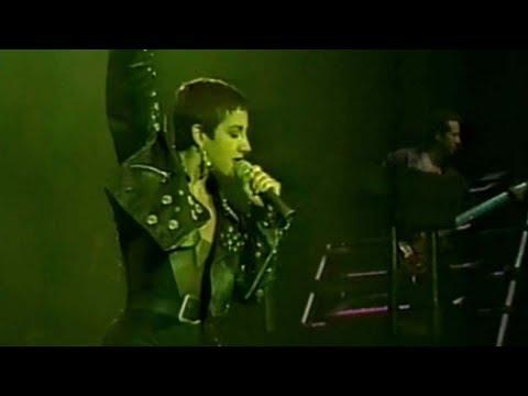 Mecano - El peón del rey de negras (Live'92 Santiago de Chile)