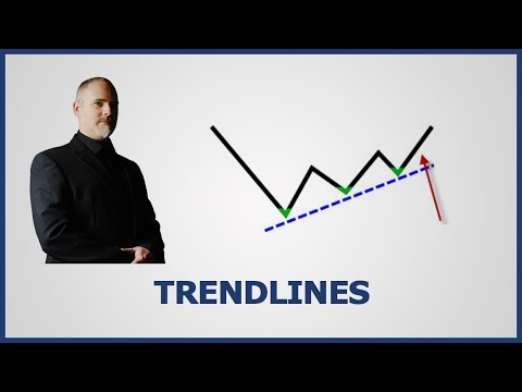 Forex Trading Using Trendlines
