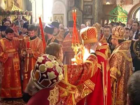 Храм село беседы московская область