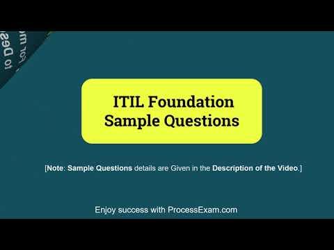 Preparation Tips for PeopleCert ITIL Foundation Certification ...