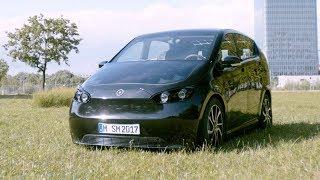 Sono Motors Sion - Solar Electric Car