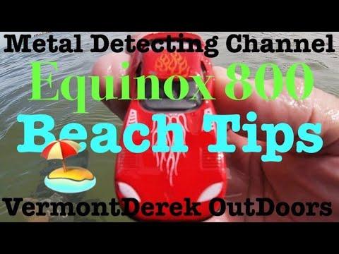 Equinox 800 Beach Metal Detecting 2020 #metaldetecting #equinox800 #beachmetaldetecting