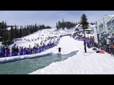 2017 Slush Cup at Big White Ski Resort  - © Big White Ski Resort