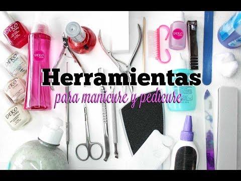 Clase #2 Herramientas para manicura y pedicura ♥ Deko Uñas