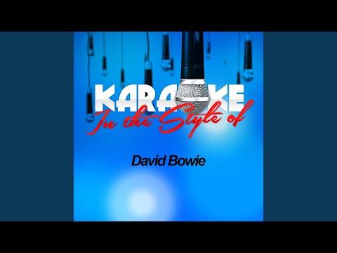 Sound and Vision (Karaoke Version)