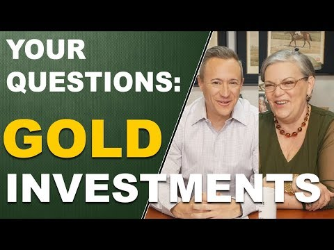 YOUR QUESTIONS: Gold & Silver Investments, ETF, IRA + Q&A Lynette Zang and Eric Griffin - 3/13/2018