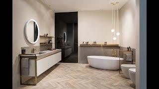 Scavolini Bathroom. Итальянская сантехника, мебель для ванные, аксессуары. iSaloni 2018