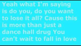 Boys Like Girls - Dance Hall Drug - Lyrics