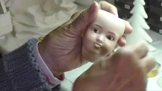 Porzellan-Puppen