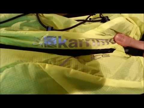 Karrimor X-Lite Running Rucksack: Review
