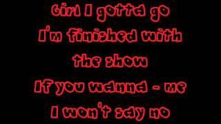 Touchin On My - 3OH!3 (lyrics in video)