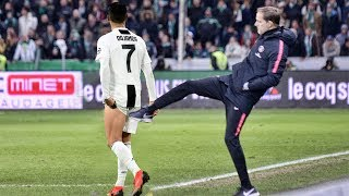 Comedy Football & Funniest Moments ft Ronaldo,Di María 2019 ● HD