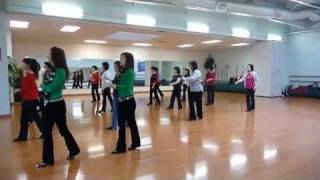 Burlesque - Line Dance (Dance & Walk Through)