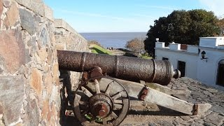 preview picture of video 'Colonia del Sacramento, Uruguay'