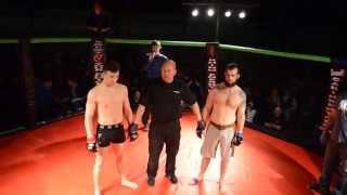 PFC 9: Steve Scott vs. Damir Ferhatbegovic