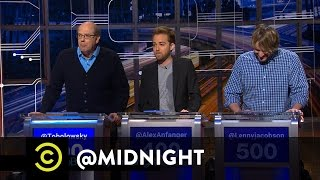 #HashtagWars Recap - Week of 4/27 - @midnight with Chris Hardwick