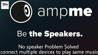 How To Convert Your Phone Into Loud Speaker | Amp Me Tutorial