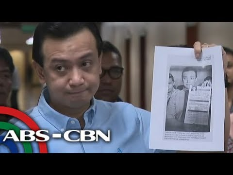 [ABS-CBN]  The World Tonight: Trillanes takes amnesty fight to Supreme Court