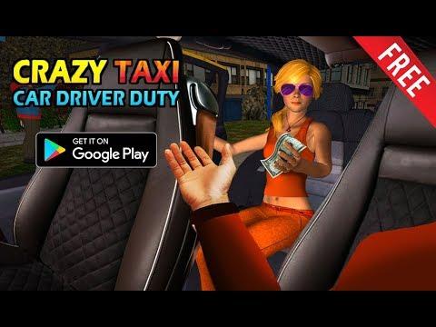 Vídeo do Crazy Taxi: Car Driver Dever
