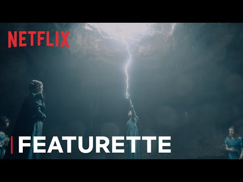 The World of The Witcher with Henry Cavill, Anya Chalotra and Freya Allan | Netflix