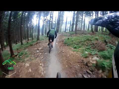 Trail Park Klínovec Azur 2017
